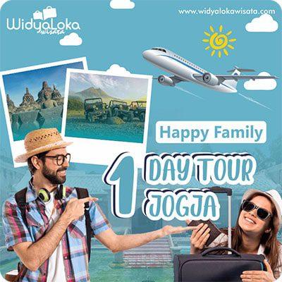 Paket Wisata Jogja 1 Hari