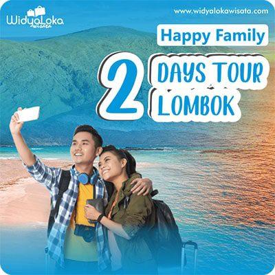 paket wisata lombok 2 hari
