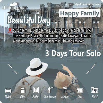 paket wisata solo 3 hari