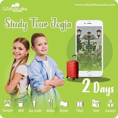 study tour jogja paket 2 hari