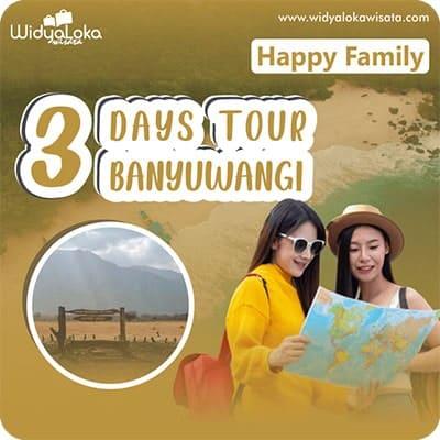 Paket Wisata Banyuwangi 3 Hari