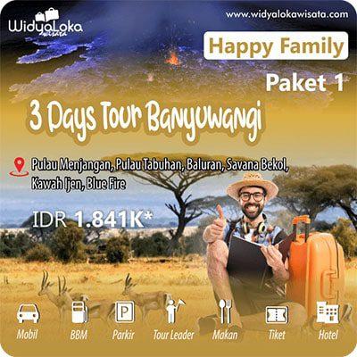 wisata banyuwangi 3 hari paket 1
